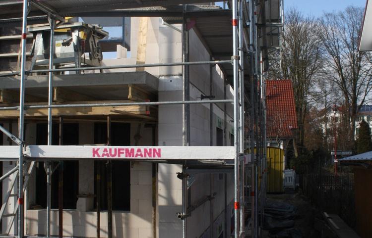 Stuckateur Kaufmann Gerüstbau Trockenbau Franz Schwarz Uhlandstrasse 07