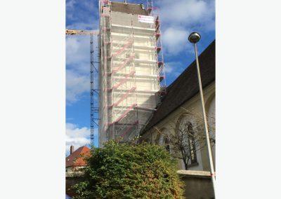 Kirche Haidgau