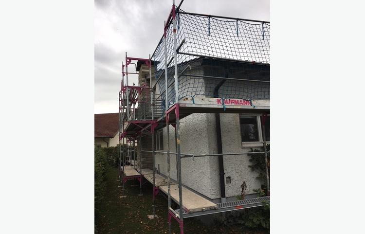 Stuckateur Kaufmann Gerüstbau Trockenbau Kisslegg Einfamilienhaus Img 6280