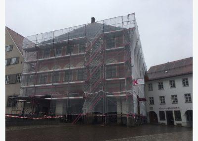 Historisches Rathaus in Leutkirch