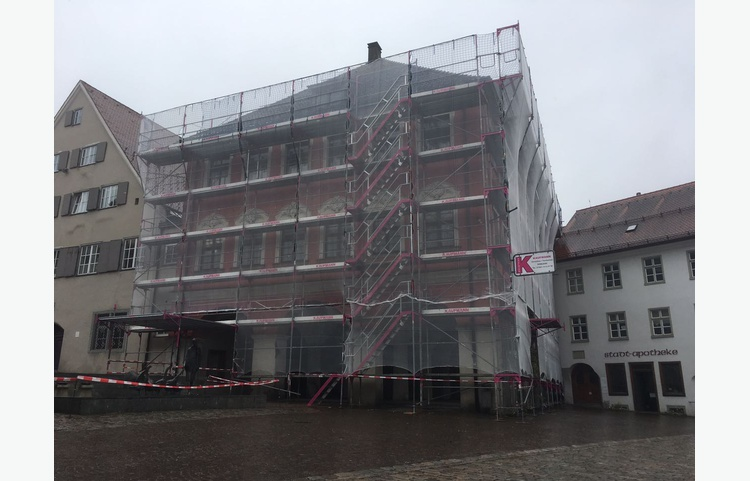 Stuckateur Kaufmann Gerüstbau Trockenbau Leutkirch Historisches Rathaus Img 4647