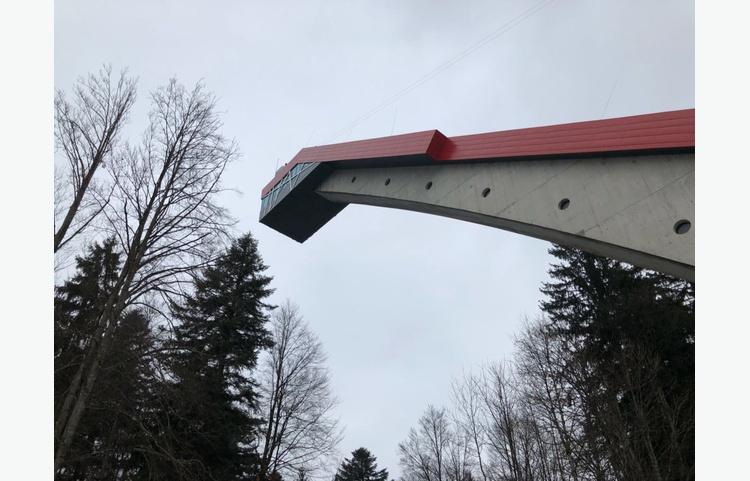 Stuckateur Kaufmann Gerüstbau Trockenbau Oberstdorf Heini Klopfer Skiflugschanze Img 7027