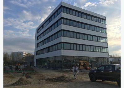 Autohaus Müller Friedrichshafen – Trockenbauarbeiten
