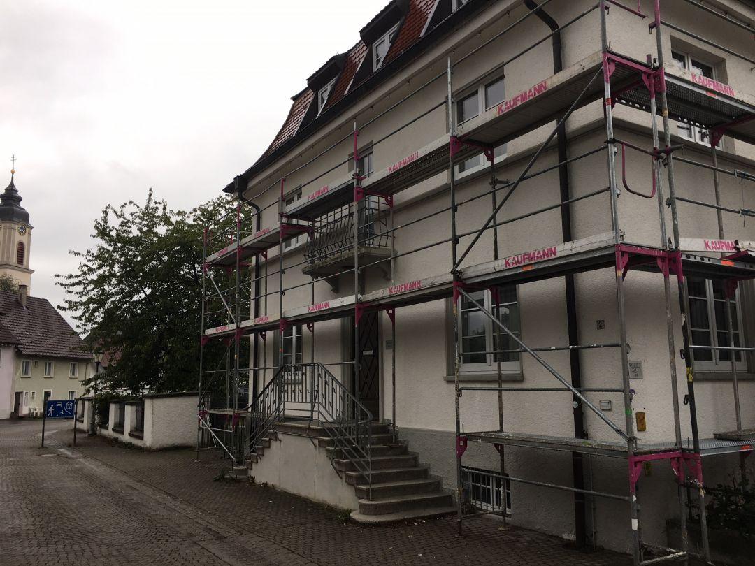 Dr. Franz Reich Haus In Kißlegg Stuckateur Kaufmann IMG 8472