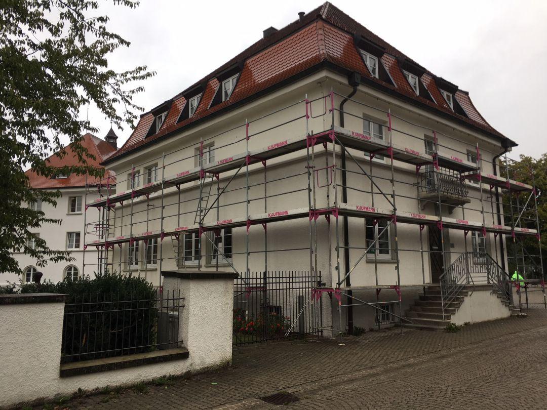 Dr. Franz Reich Haus In Kißlegg Stuckateur Kaufmann IMG 8473