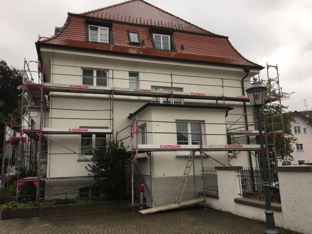 Dr. Franz Reich Haus In Kißlegg Stuckateur Kaufmann IMG 8477