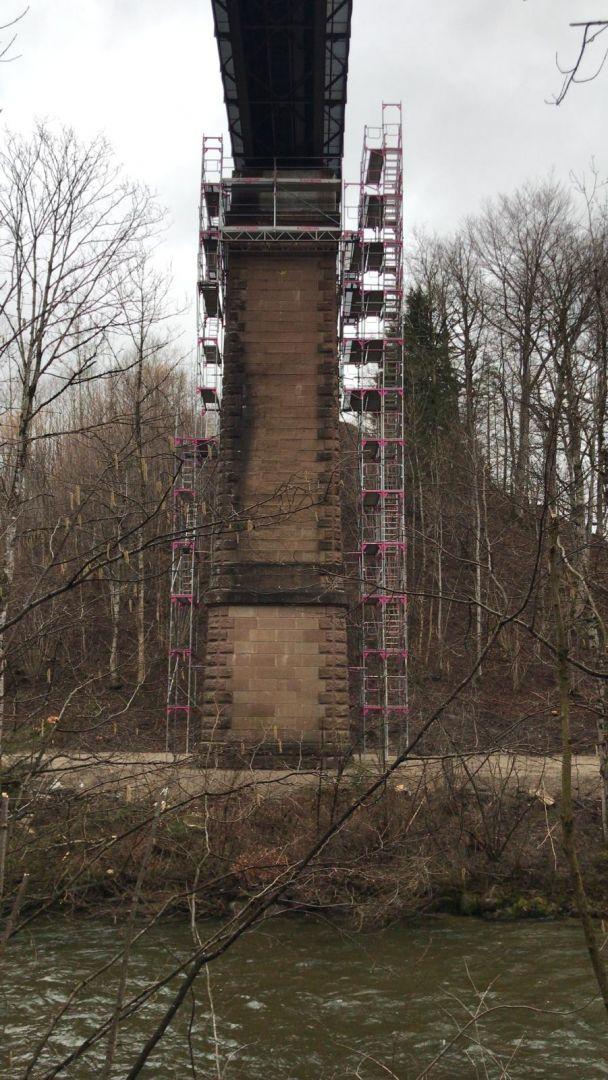 Zugbrückenpfeiler Zuglinie Kißlegg Wangen Stuckateur Kaufmann 50e87d12 Ba36 462d 866b 903aeb4ca28e