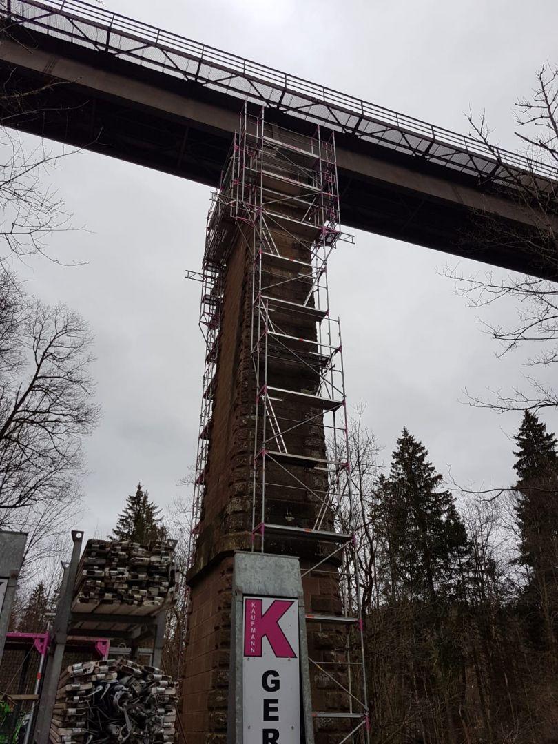 Zugbrückenpfeiler Zuglinie Kißlegg Wangen Stuckateur Kaufmann 7d19f00a 0701 43b7 B6cf 9844666a18c7