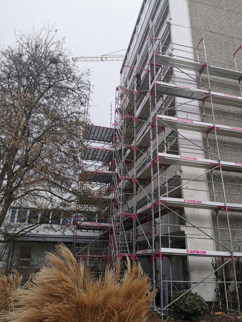 Hochhaus Bad Schussenried Haus Regenta Stuckateur Kaufmann PHOTO 2020 01 23 13 02 58