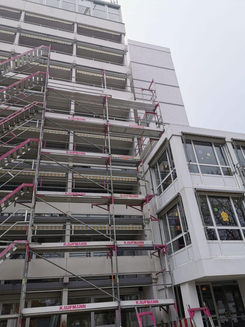 Hochhaus Bad Schussenried Haus Regenta Stuckateur Kaufmann PHOTO 2020 01 23 13 03 45